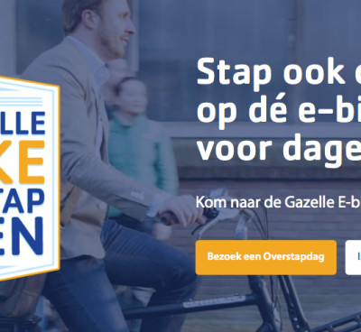 Gazelle E-bike Overstapdagen